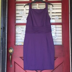 Dresses & Skirts - Mossimo dark purple dress.
